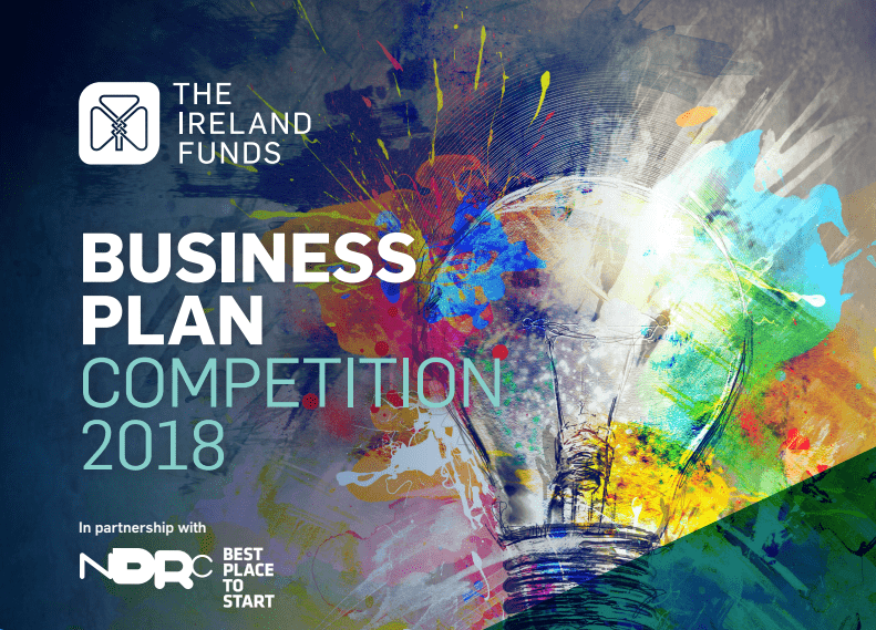 The Ireland Funds Business Plan Competition 2018